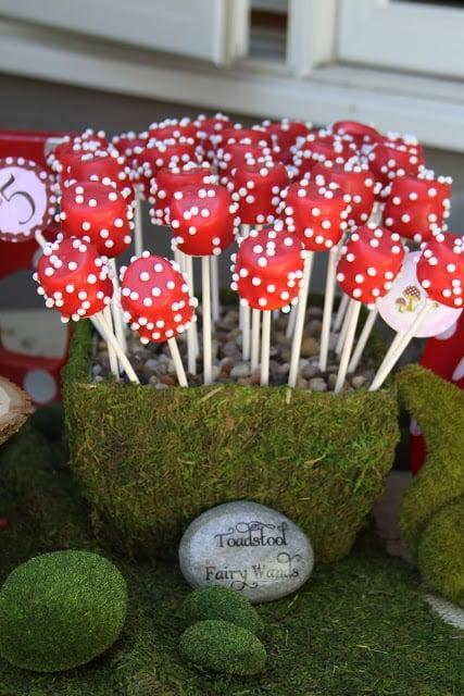 toadstool marshmallows