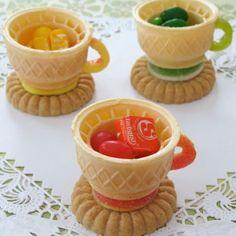Garden And Tea Party Fun Food Ideas Round Up