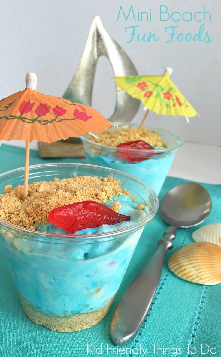 Graham Ice Cream Cake