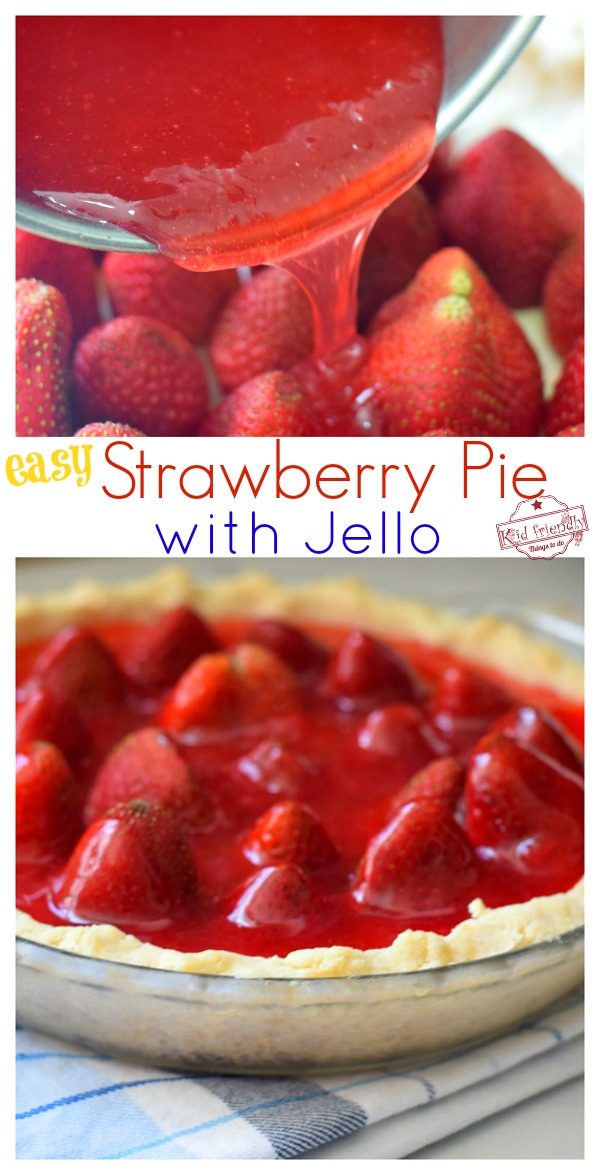 fresh strawberry pie recipe