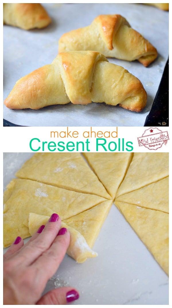crescent roll recipe
