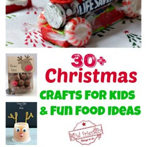 Over 31 crafts and fun food ideas for Christmas
