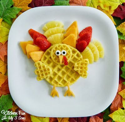 Over 30+ Thanksgiving Crafts & Thanksgiving Food Crafts ( Fun Foods) for Kids! www.kidfriendlythingstodo.com