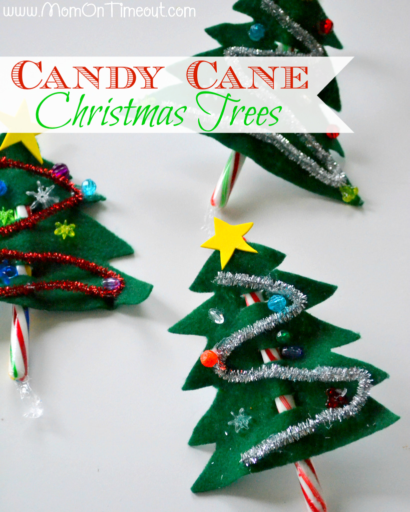 School Christmas Craft Ideas Part - 32: Over 30 Easy To Make Ornaments For Kids Christmas Parties At School Or Just  For Fun