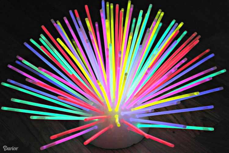glow-Glow In the Dark Party Ideas for a Fun New Yearu0027s Eve With the & Over 15 Glow In the Dark Party Ideas for Fun with Kids and Teens