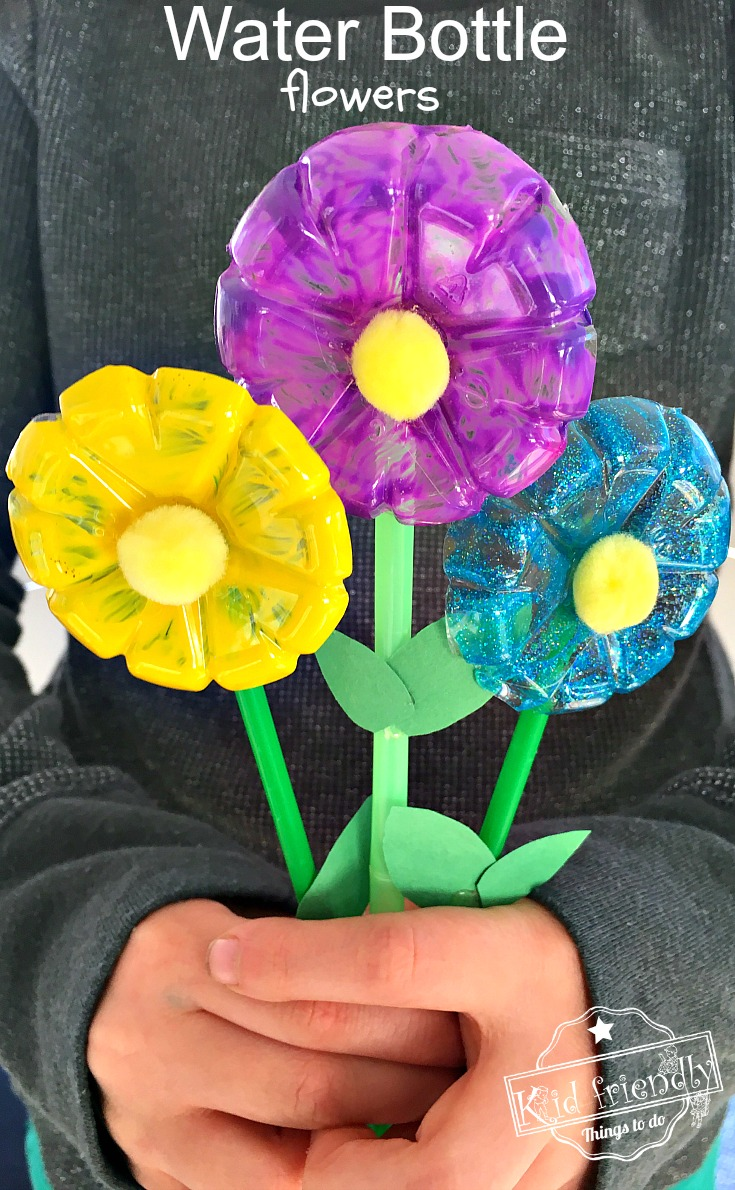 Over 20 easy to make crafts for kids that welcome spring for Crafts to make for kids