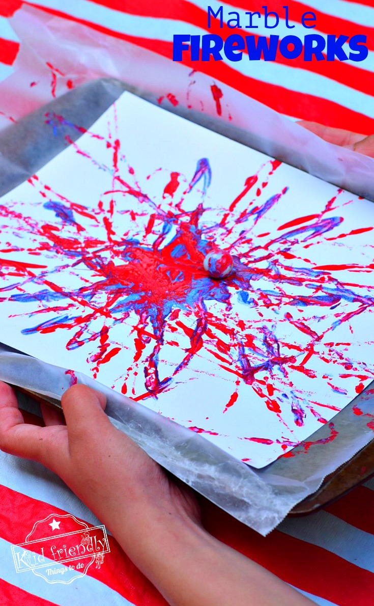 How To Make Marble Paint Art