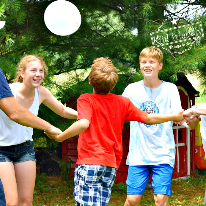 A Fun Balloon Game For Kids, Teens, And
