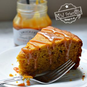 Moist and Delicious Slow Cooker Pumpkin Cake Recipe
