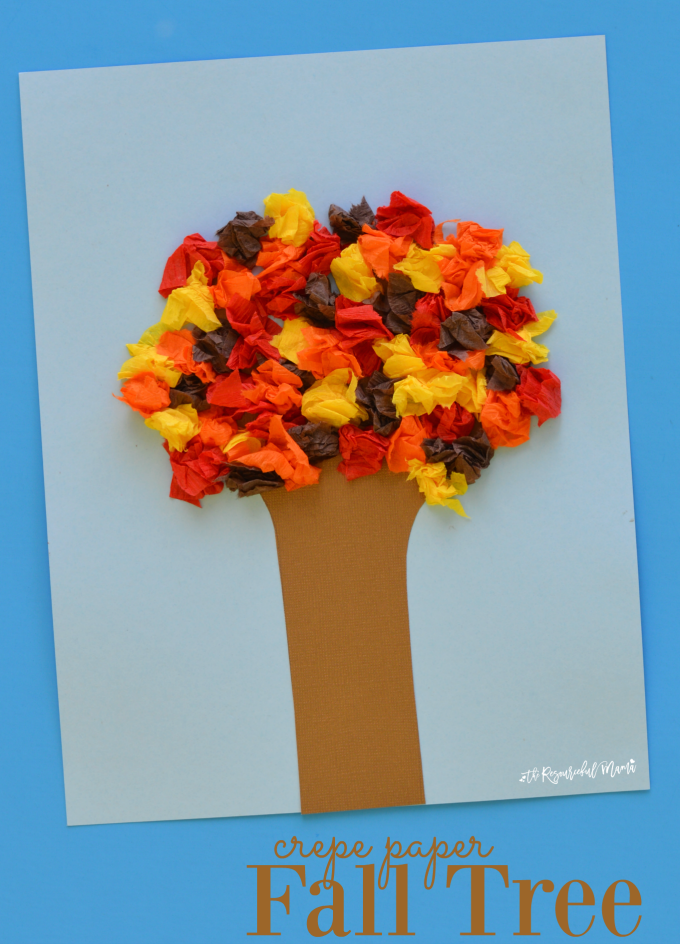Over 23 Adorable and Easy Fall Crafts that Preschoolers Can Make