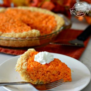 Make Fun and Easy Pumpkin Pie Rice Krispies Treats this Fall or Thanksgiving!
