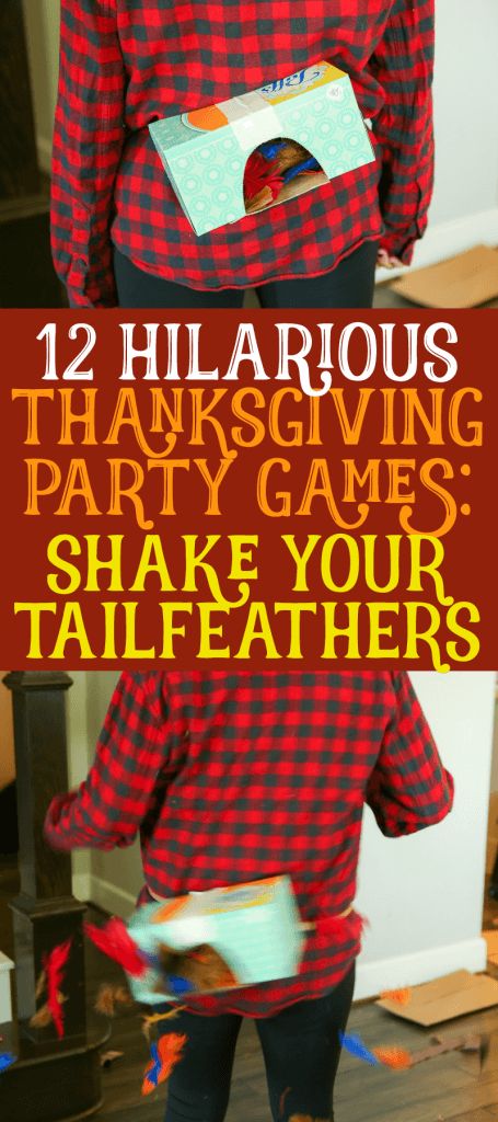 20 Thanksgiving Day Games for the Whole Family