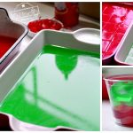 Better than Stained Glass Jello - Christmas Jello Cups For Fun Individual Christmas Desserts are Easy, yummy and so much fun! Kid Friendly Jello Cups. www.kidfriendlythingstodo.com