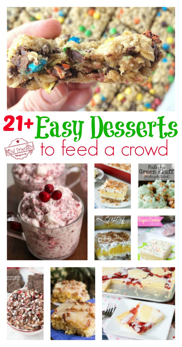 Over 21 Easy Desserts That Will Feed A Crowd Slab Pies