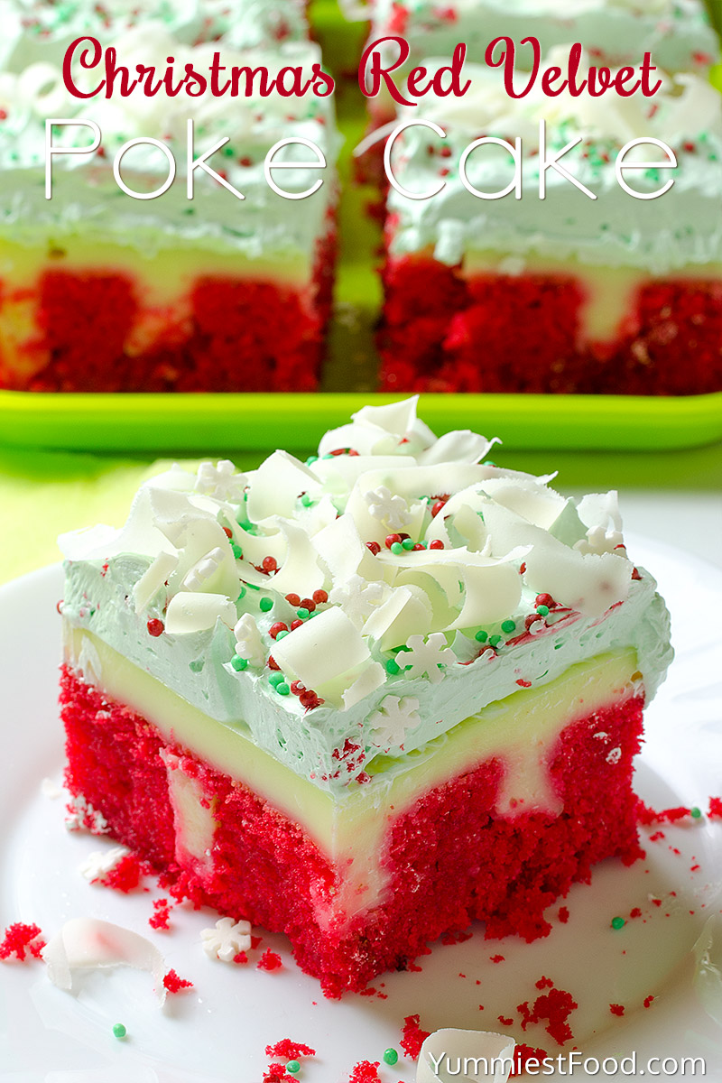 Over 21 Easy Desserts that Will Feed a Crowd - Slab Pies, Sheet Cakes, Bars, Jello Salads, Cream Cheese (Cheesecake) Desserts and More! - Perfect for Christmas, New Years, Super Bowl, Summer Potlucks, Thanksgiving www.kidfriendlythingstodo.com