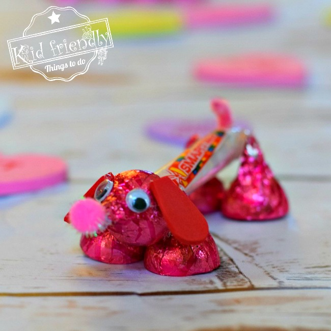 Valentine's Day craft idea for kids