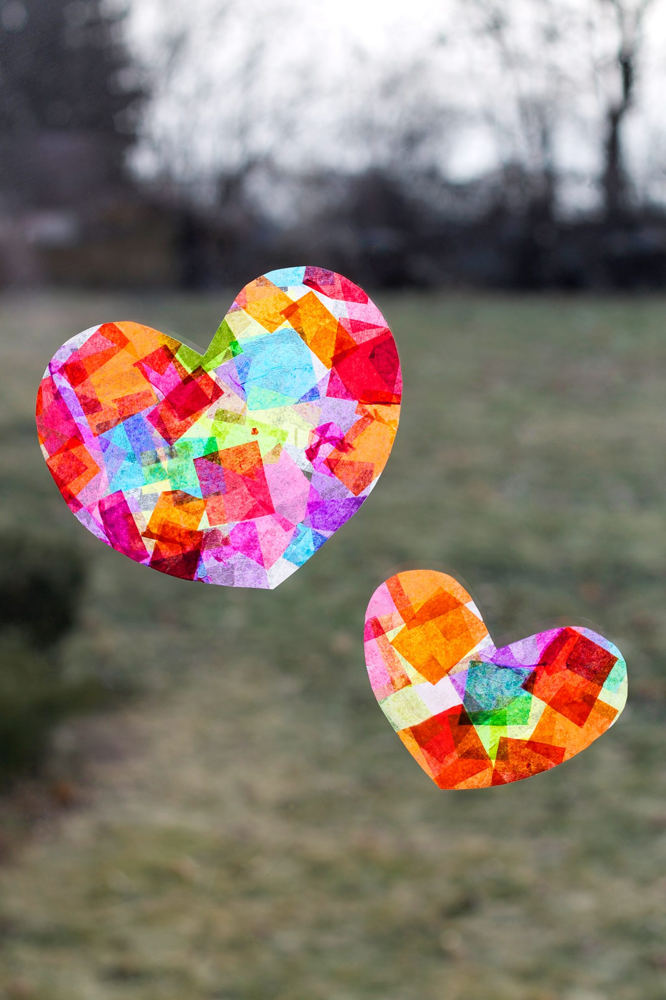 Over 21 Simple Valentine's Day Crafts for Toddlers to Make