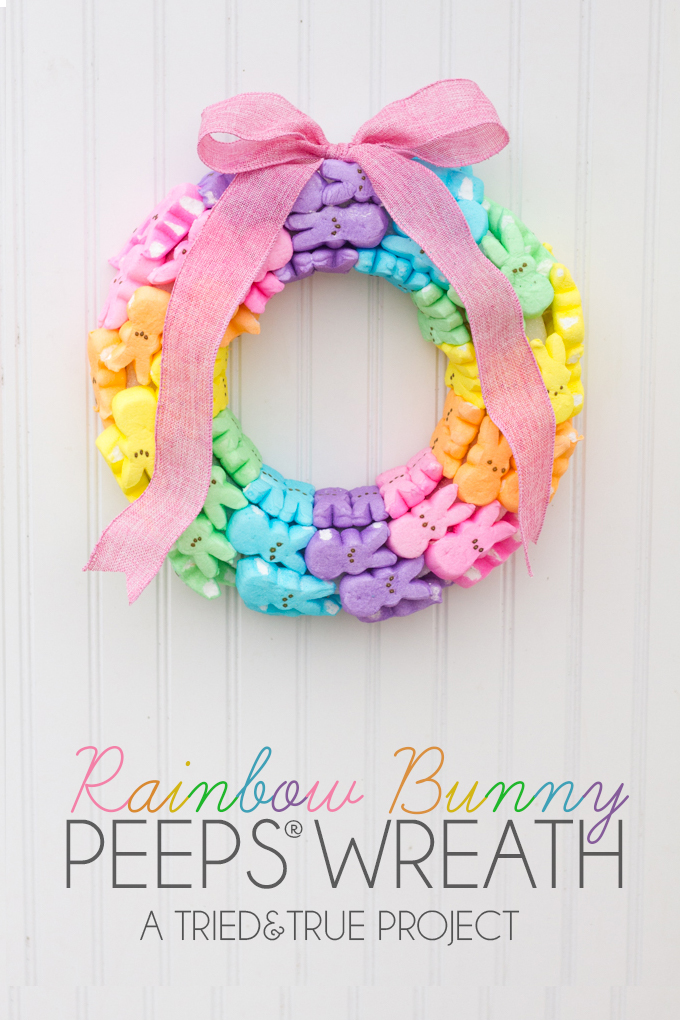 Over 27 DIY Easter and Spring Wreath & Door Decorations - Think Spring! Bunnies, Butterflies, Flowers - Ideas to brighten for your front door - Easy to make & adorable! - www.kidfriendlythingstodo.com