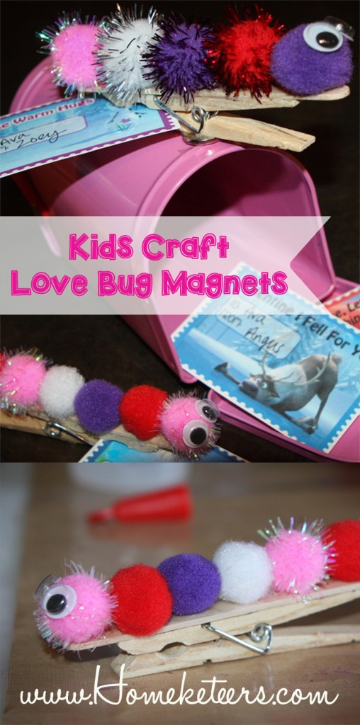 Over 21 Simple Valentine's Day Crafts for Toddlers and Kids to Make
