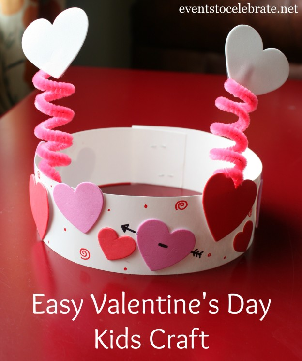 Over 21 Valentines Day Crafts For Kids To Make That Will Make You Smile