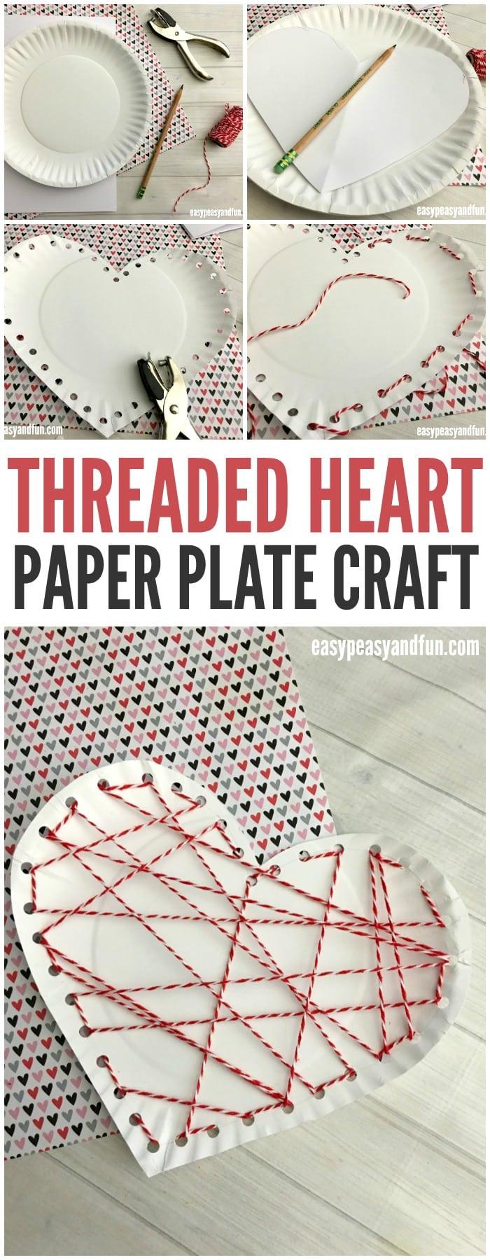 sewing valentine's day craft