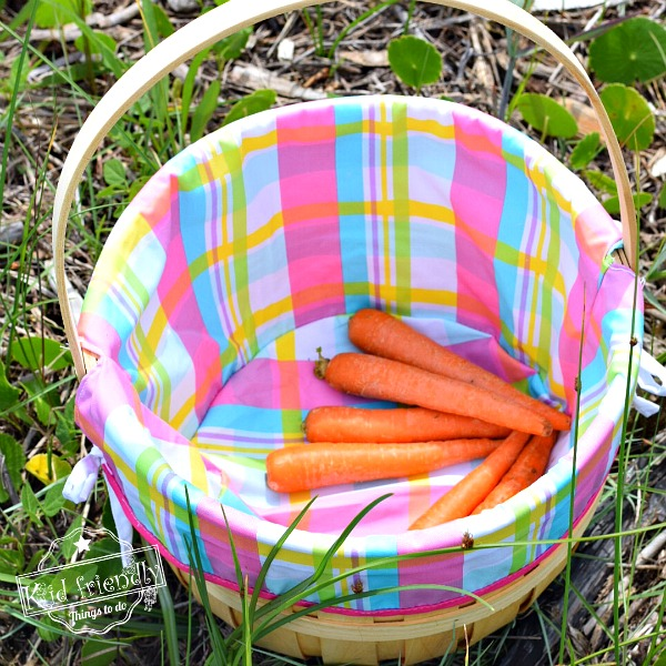 Carrot Toss – A Fun and Easy Easter Game to Play