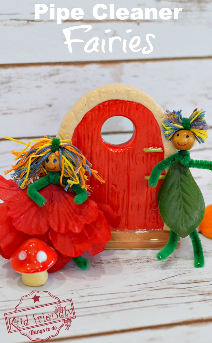 DIY Garden Fairy Craft