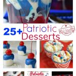 Over 25 Easy Patriotic Desserts and Snacks