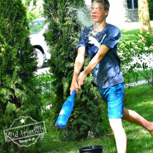 Water Balloon Game to Play for Summer Fun with Kids