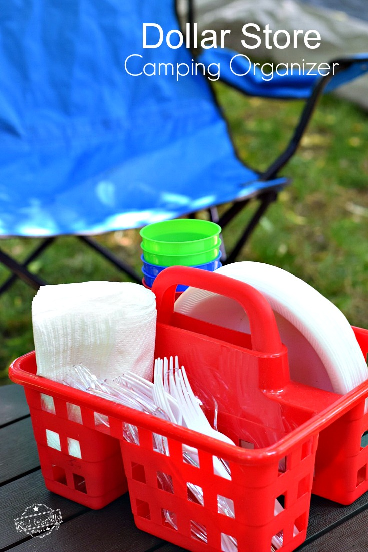 Over 25 Camping Hacks for camping with kids