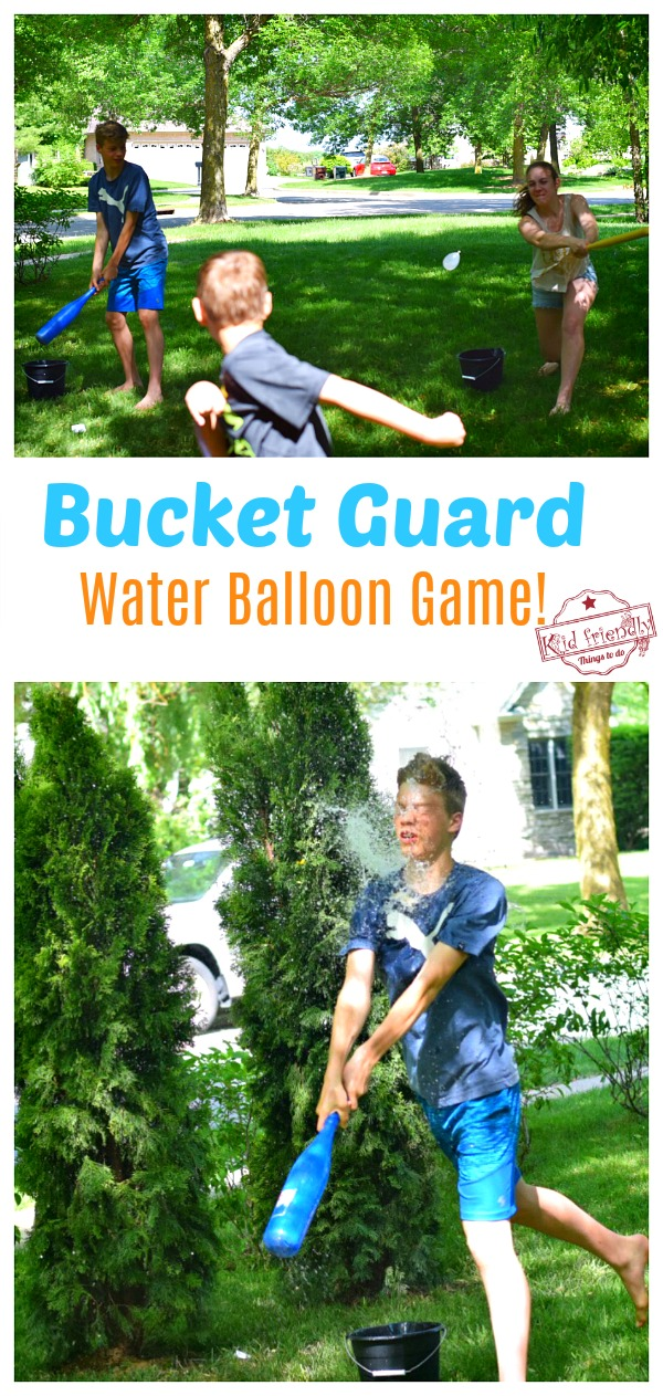 Water Balloon Game for Teens