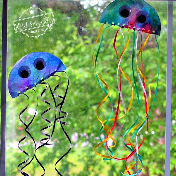 Jellyfish Craft for Kids to Make