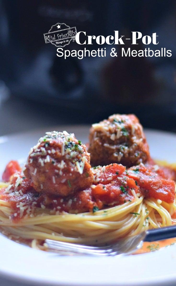 Crock Pot Spaghetti sauce made from scratch