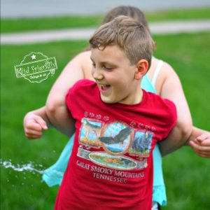 Water Balloon Dash Fun Summer Game to Play for a Group