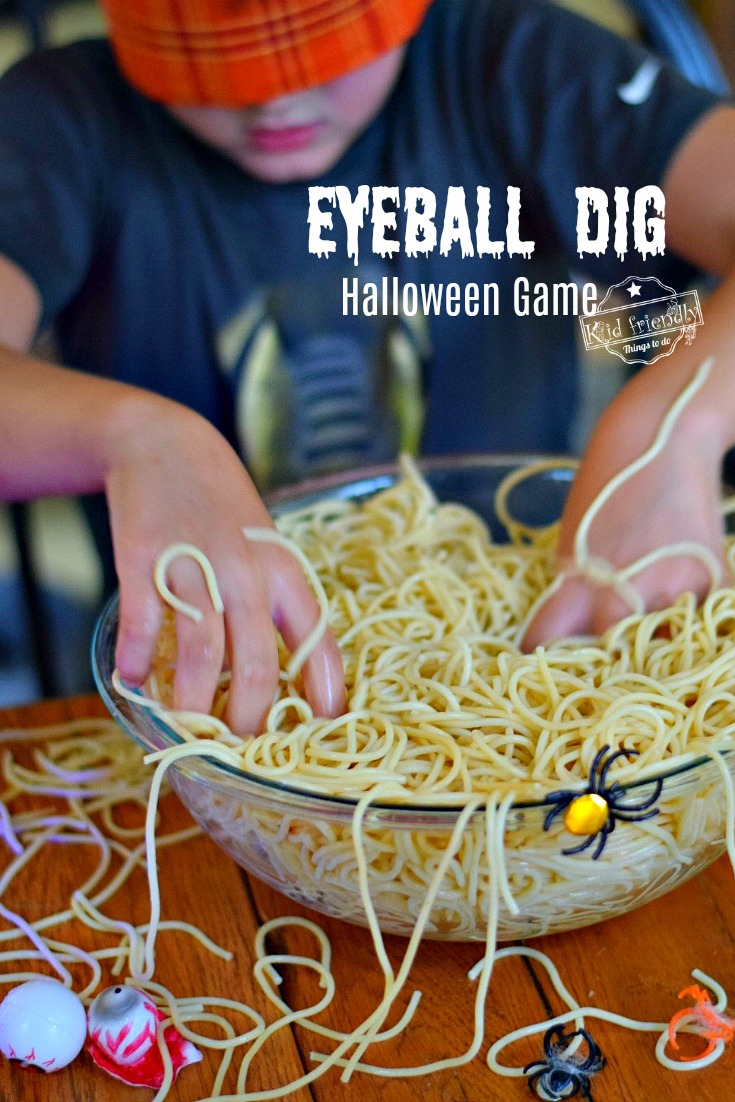 great sensory halloween game for kids