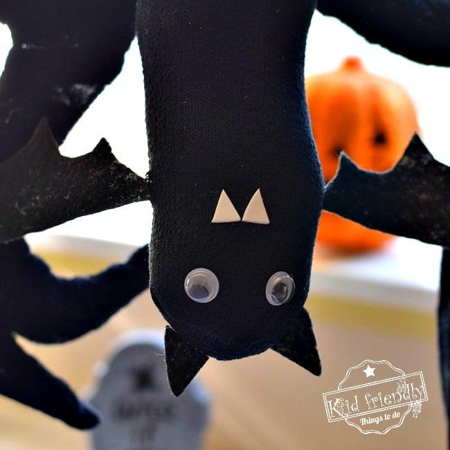 bat craft for elementary school