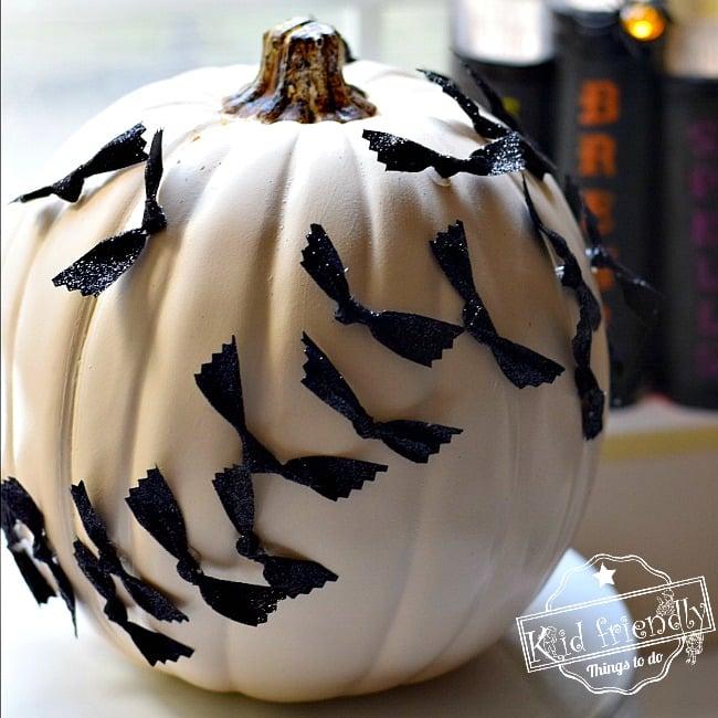 Halloween Bat Craft Easy