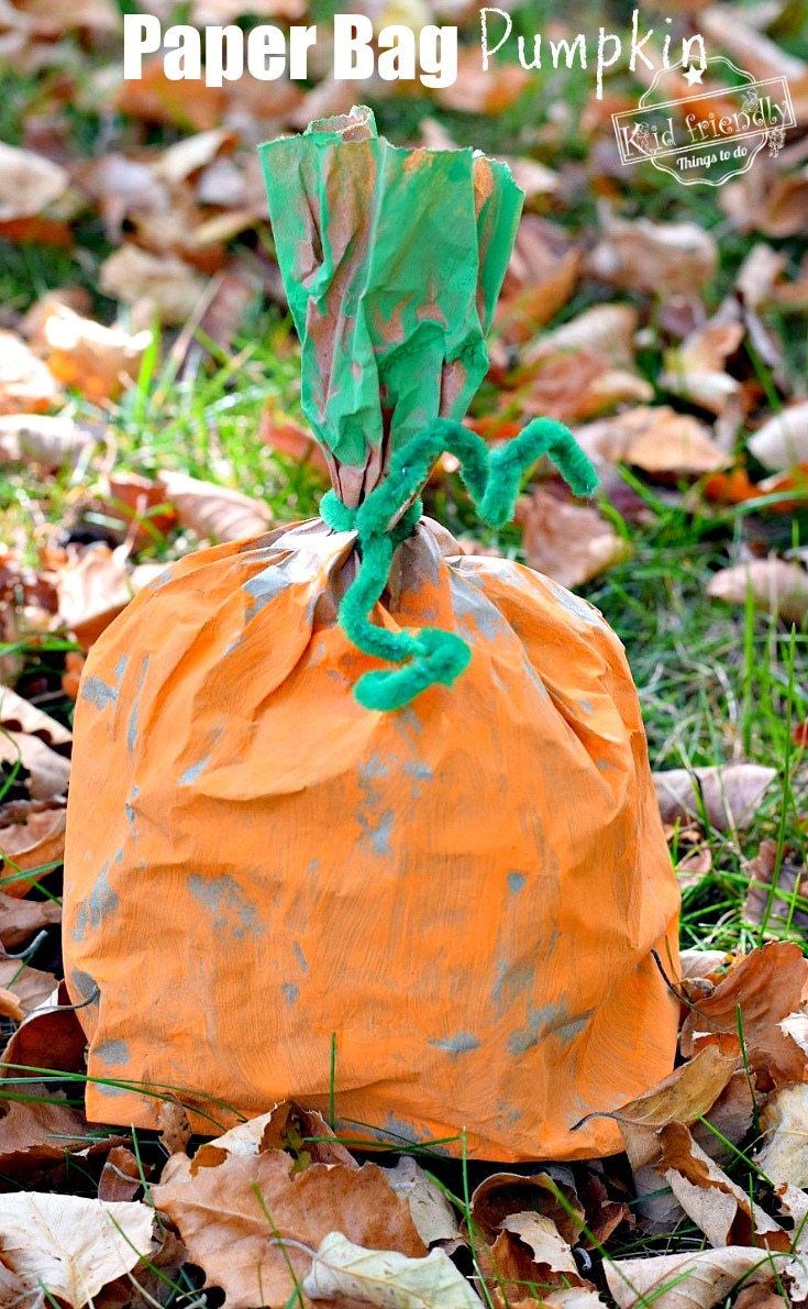 Easy Fall Craft for Kids to Make