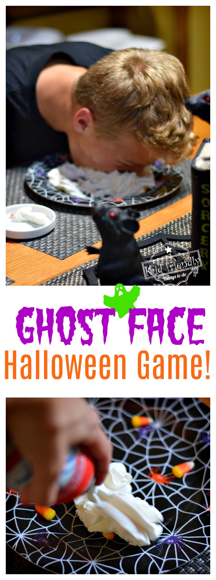 minute to win it halloween game