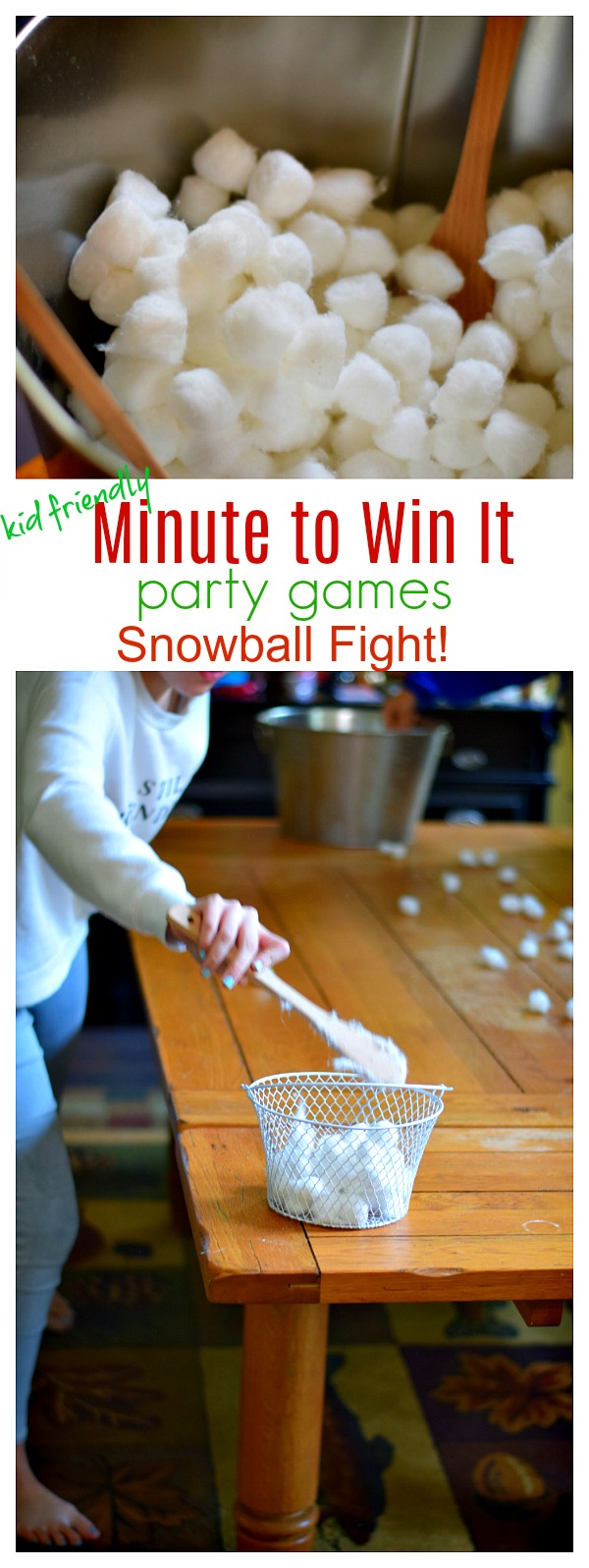 minute to win it christmas game