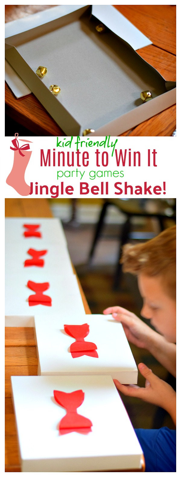 jingle bell shake game for christmas