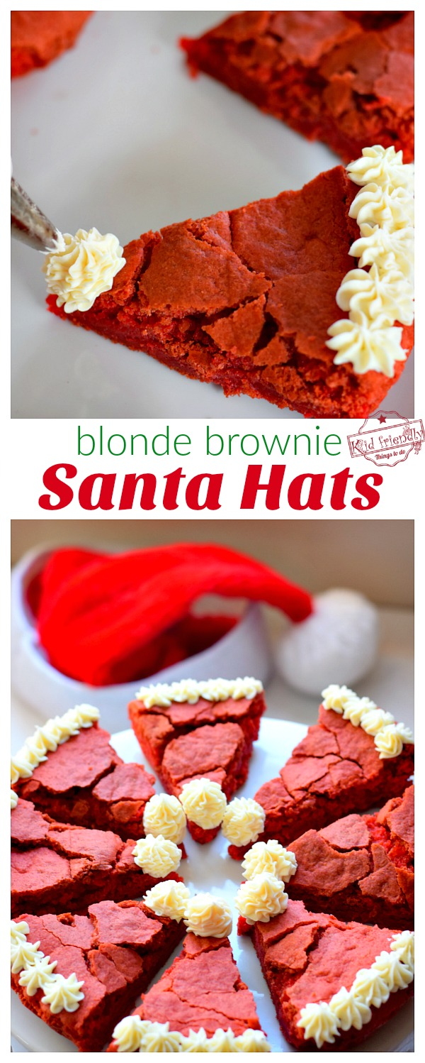 Santa hat cute Christmas Treat
