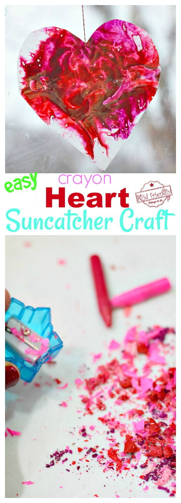 Sun catcher craft ideas