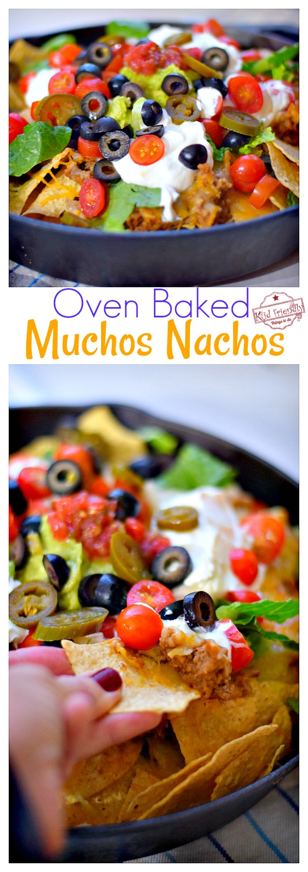 nacho recipe in oven