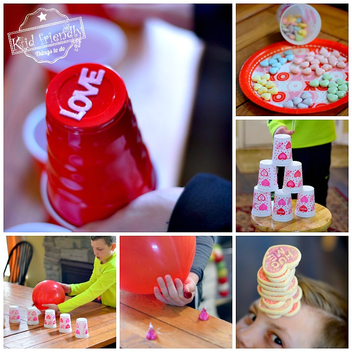 9 Hilarious Valentine's Day Games for Kids – Minute To Win It Style | Kid Friendly Things To Do