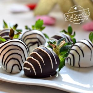 how to make easy chocolate covered strawberries