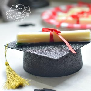 graduation diploma treats