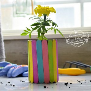 popsicle stick craft for kids