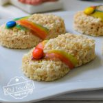 flip flop rice krispies treats
