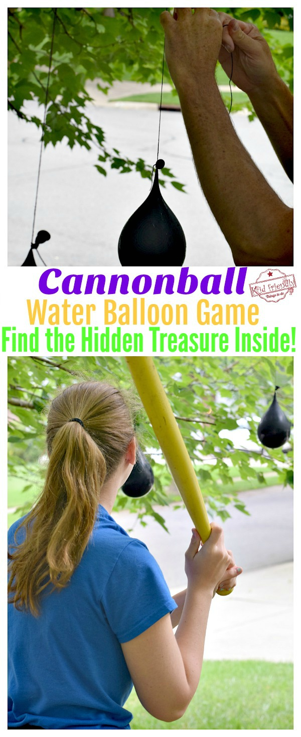 Pirate Water Balloon Summer Game